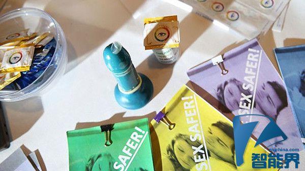 14岁孩子发明可以检测性病的智能安全套