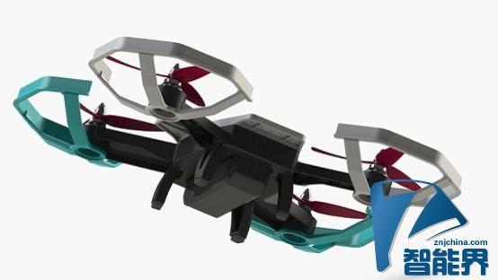 Eedu:组装和编程属于你自己的无人机