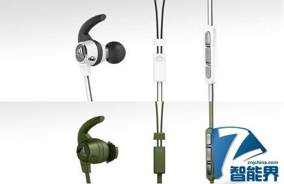 阿迪达斯联手魔声推出两款入耳式运动耳机