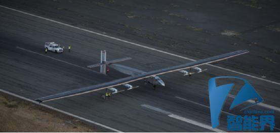 创新记录!太阳能飞机历时5天横跨太平洋