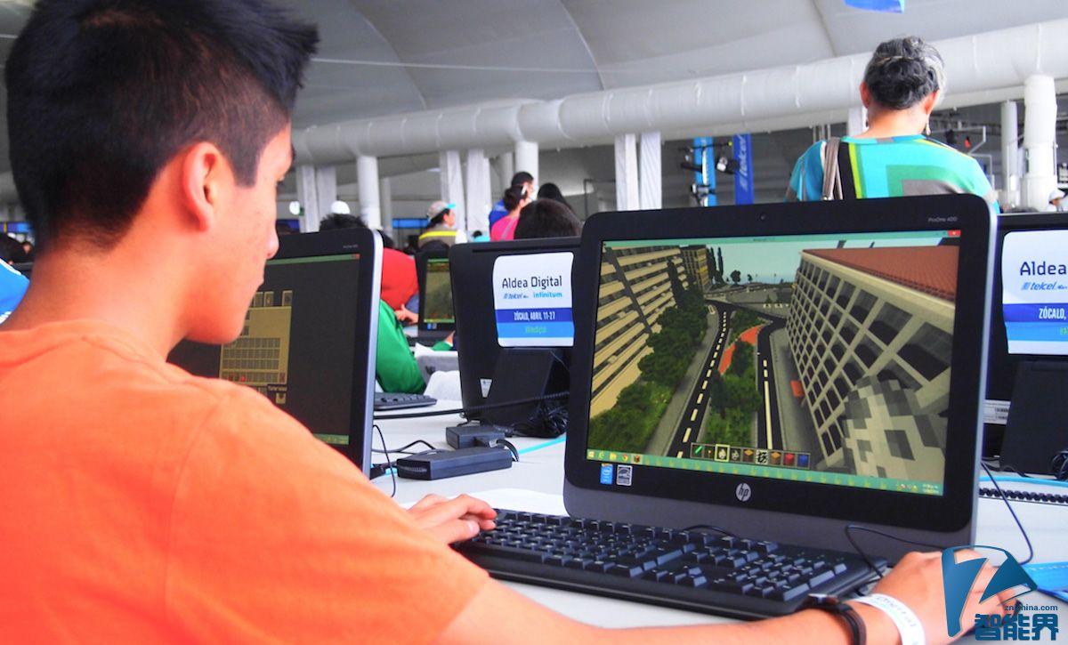有了 Minecraft,青少年也能参与城市规划了