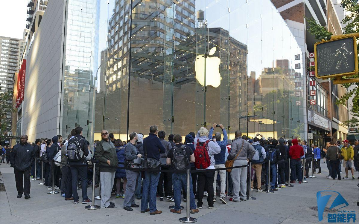 苹果为新 iPhone 备货 9000 万部,黄牛们来玩吗?