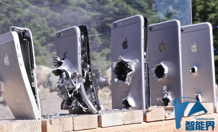 htc能挡子弹,那iPhone呢?
