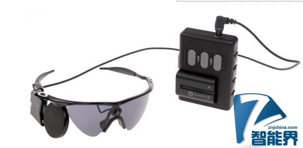 Argus II仿生眼,证实能够帮助患者恢复视力