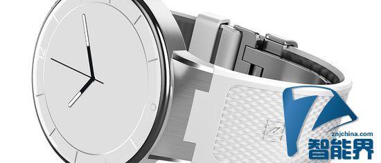 阿尔卡特OneTouch Watch智能手表新推白色版