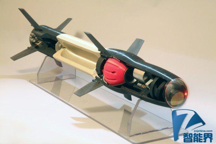 3D打印枪支算个啥?雷神公司打印出了制导导弹