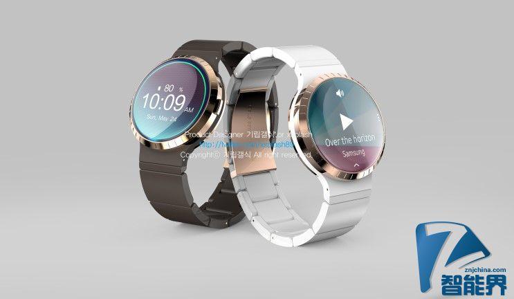 如果对三星智能手表有期待,来看传说中的 Gear A