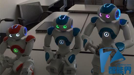机器人更聪明 能表达自我意识的人工智能算法