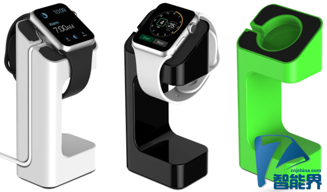 苹果将对第三方Apple Watch充电底座提供认证