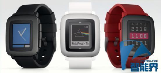 Pebble Time迎更新:加入亮度/震动/字体调节
