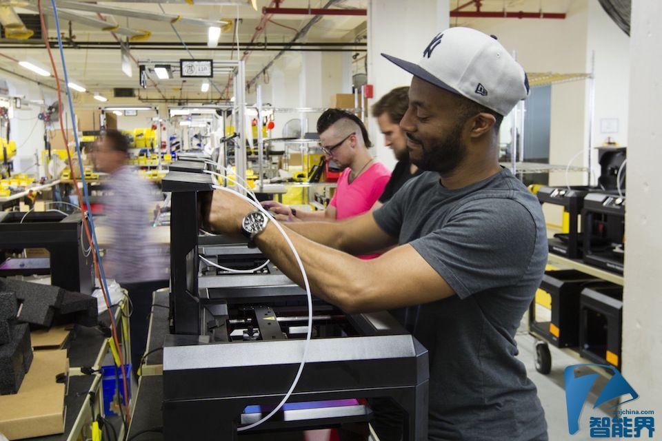 MakerBot 在纽约开设了一间新工厂