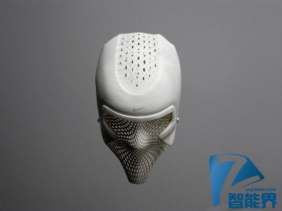 耐克发明新头盔 能让运动员极速冷却