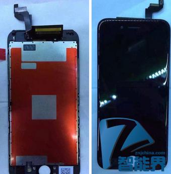 iPhone 6s最新谍照:与iPhone 6外观一致 但变厚了
