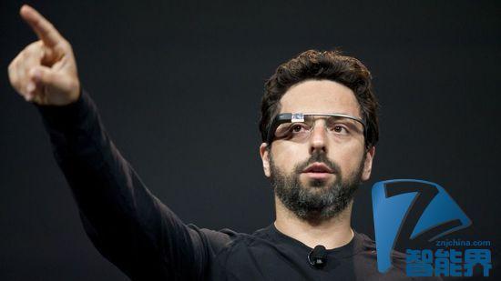 新一代谷歌眼镜分发中