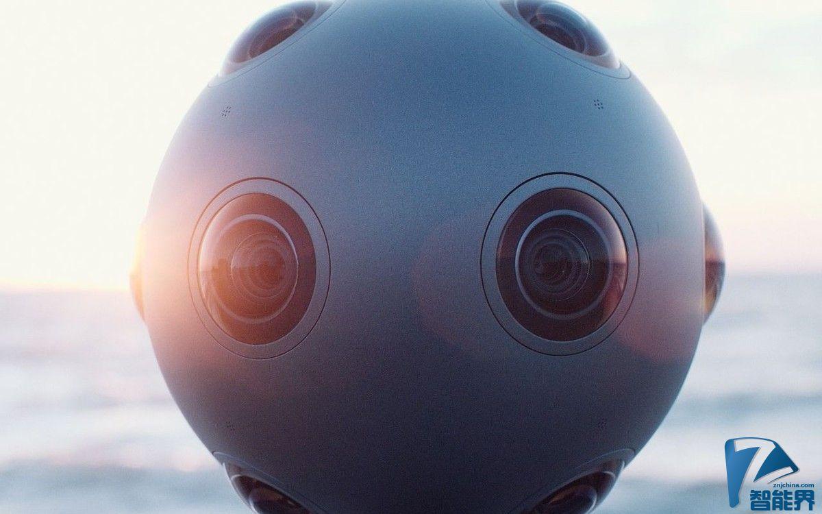 OZO 外媒上手,刚入局虚拟现实的诺基亚开了个好头