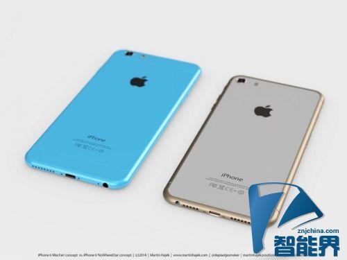 iPhone6c硬件曝光 处理器竟然如此良心