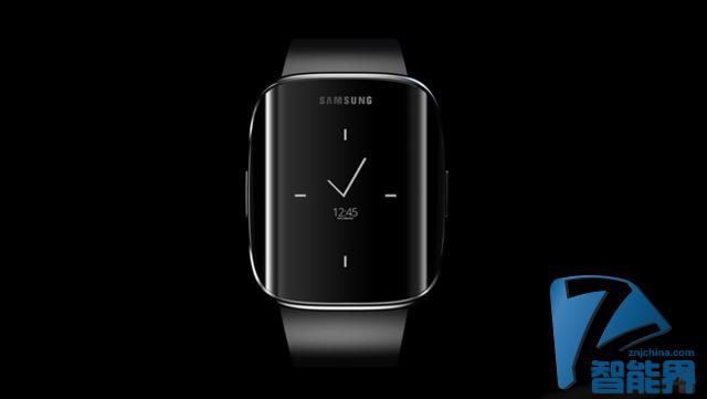 来看看设计师心中的三星曲面屏智能手表