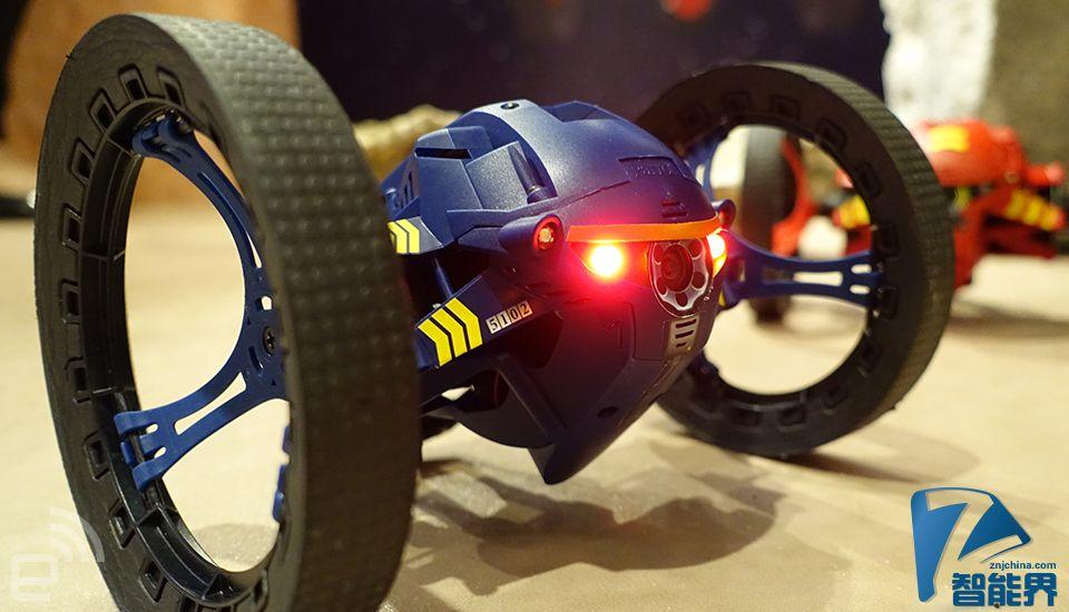 Parrot 最新的机器人军团将于八月杀入中国