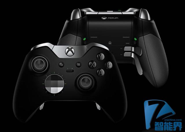 精英版Xbox无线手柄接受预定 250种搭配方式