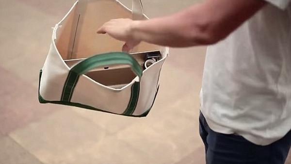 最小的代步车WalkCar 能直接放到包包里