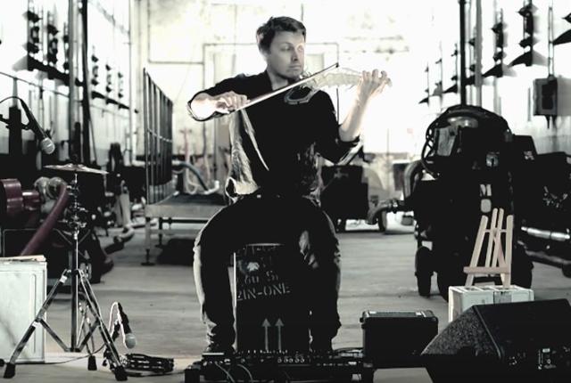 3D打印水晶般透明的电子小提琴:声音很震撼