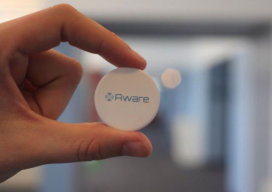 AwareCar汽车的穿戴装置 泊车计时器