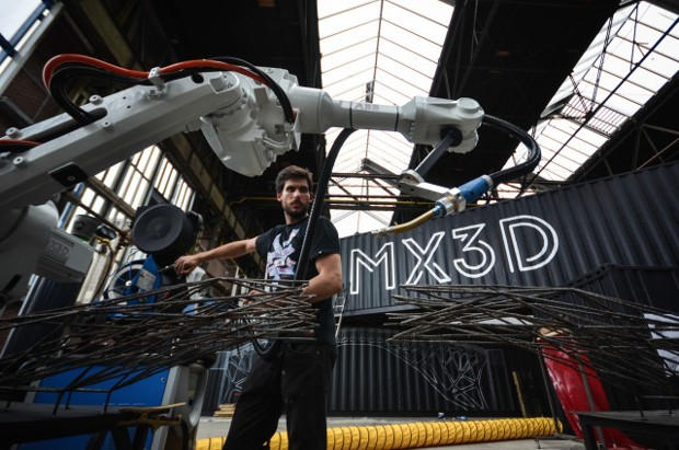 """你知道 80 年前的 """"3D 打印"""" 是什么样子的吗?"""