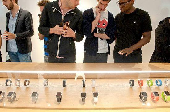 简化流程:Apple Watch试戴不再需要预约