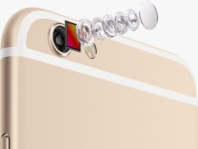 传下一代iPhone将配六元素摄像头,照片更毒!