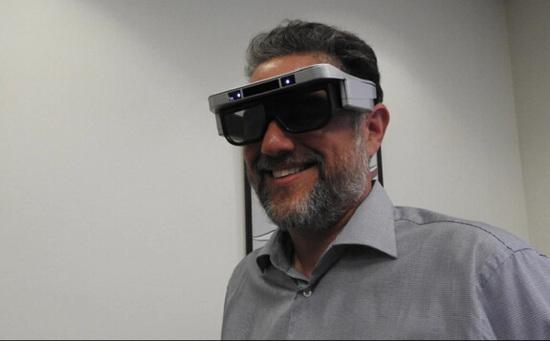 Android之父1500万美元投资AR眼镜公司CastAR