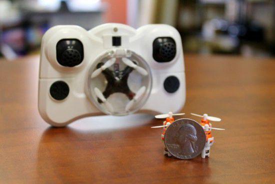 世界上最小无人机预售,只要35块钱