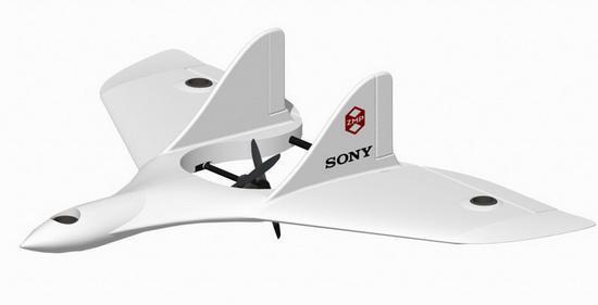索尼与机器人公司合作 推出新款无人机