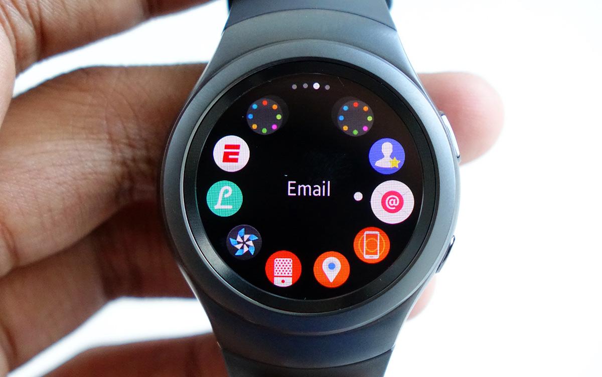 Gear S2 让三星终于有了款真正漂亮的智能手表