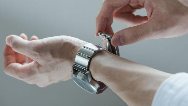 Sony X Citizen 不怎么智能的Wena腕表