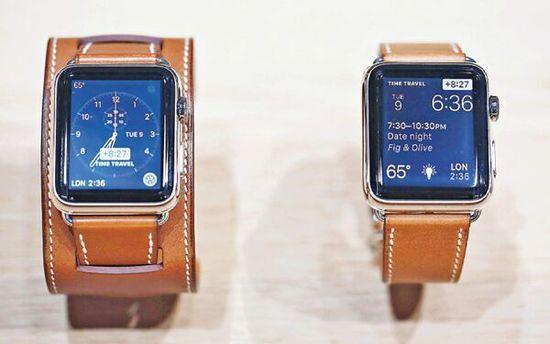 爱马仕Watch下月将开售 最贵将接近万元