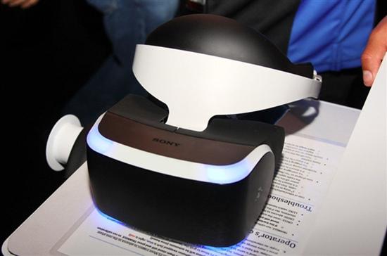 进军虚拟现实 索尼PS VR正式发布!