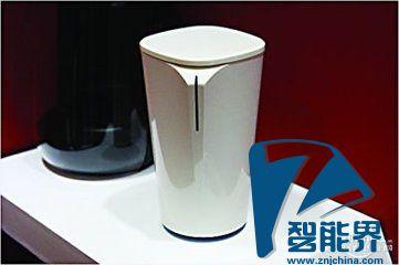 示 麦开发布会Cuptime 2智能水杯