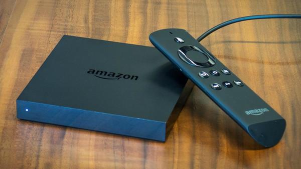 亚马逊发布新Fire TV设备 售价140美元