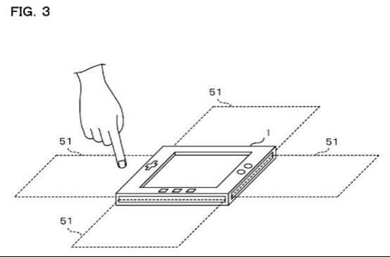 任天堂新专利 掌机布满传感器可与玩具互动