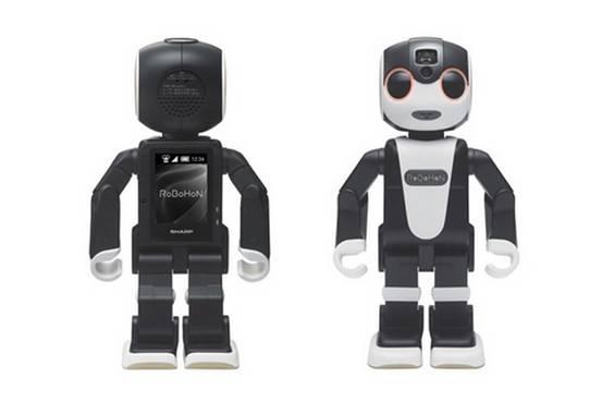 夏普将在明年推出机器人移动设备 整合智能机功能