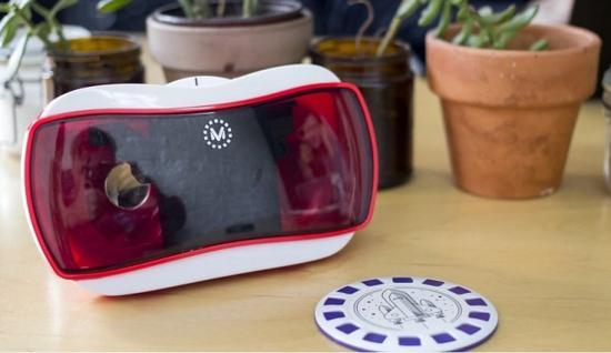虚拟现实还没成熟 儿童专属设备就出来了