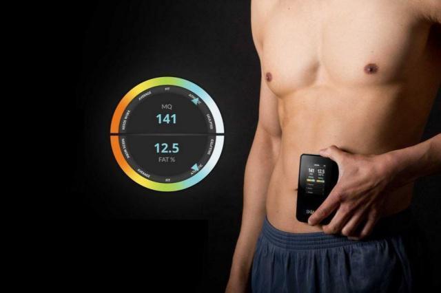 Skulpt Aim:更聪明的健身肌肉数据追踪器