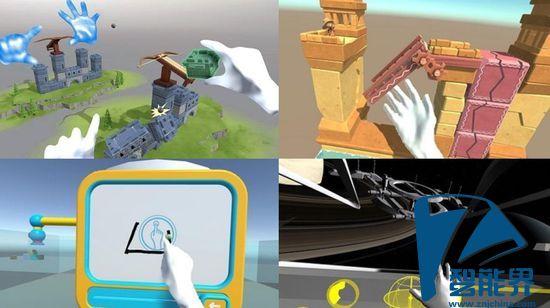 索尼收购SoftKinetic及其VR手势追踪技术