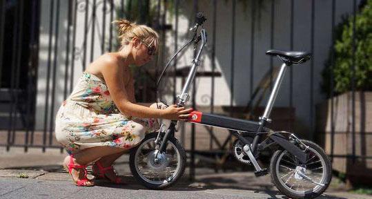 智能折叠电动自行车-CMYK 4.0
