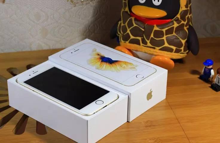 iPhone6s对比 iPhone5s