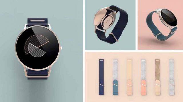 颜值爆表功能性好的女性手表—Shammane