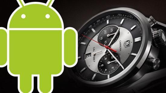 泰格豪雅智能表将上市:目前最贵的安卓表