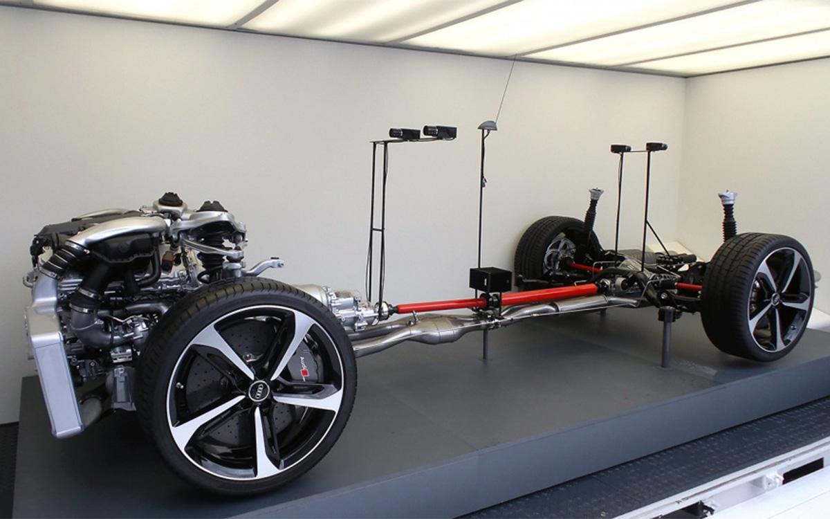 完全自动驾驶还远,奥迪工程师理解的自动驾驶是这样的