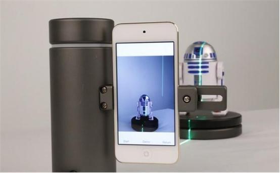 市面最便宜的3D扫描仪—eora