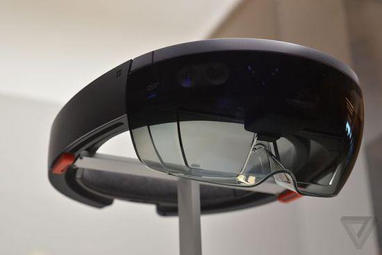 华硕欲开发一款类似HoloLens的增强现实眼镜